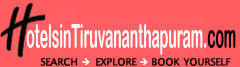 Hotels in Thiruvananthapuram Logo