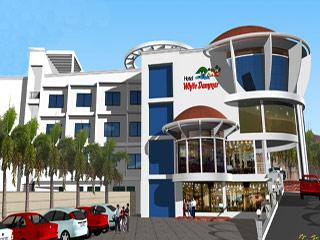 White Dammar Hotel Thiruvananthapuram